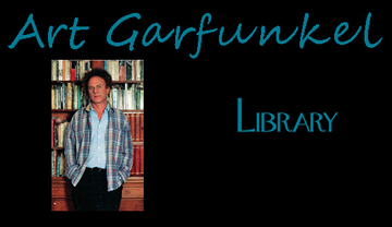 Art Garfunkel has a habit and he has it bad